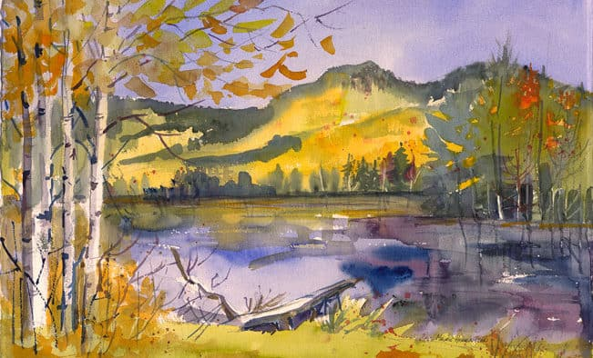 "Killington Arts Guild opens new gallery show, ""Vermont and Me"""