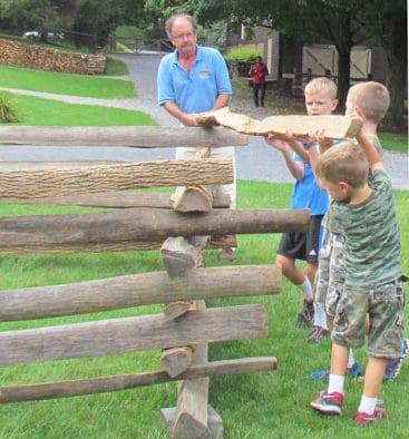 Lend a hand at Labor & Leisure Day at Billings Farm & Museum