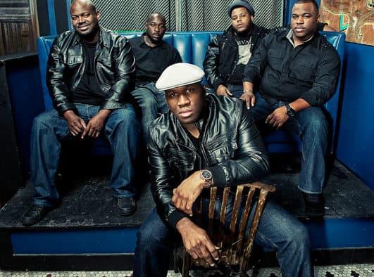 Pentangle kicks off 40th anniversary season with Big Sam's Funky Nation
