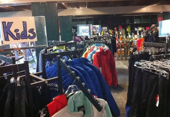 Pico Ski Club announces annual ski and snowboard swap