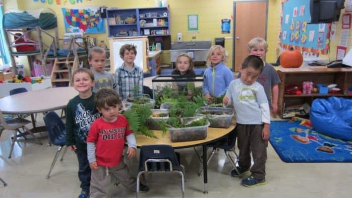 Pre-K education advances in Killington