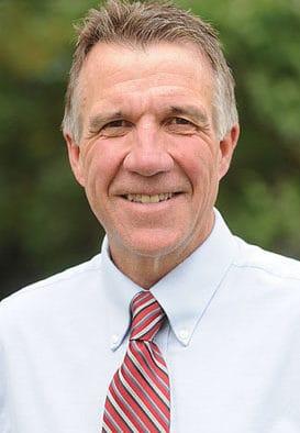 Phil Scott seeks election as Lt. Gov.
