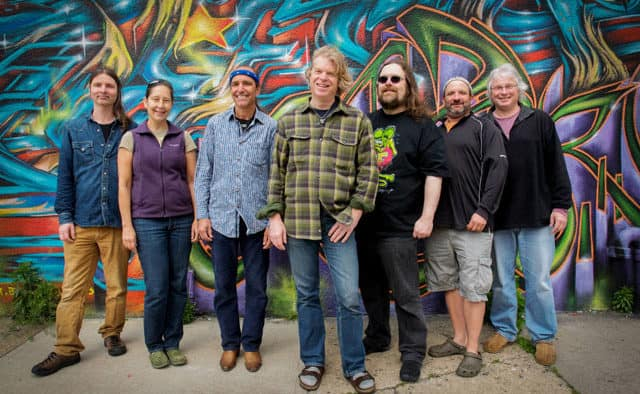 Calling all Grateful Dead fans: Dark Star Orchestra performs a show at the Paramount, Wednesday