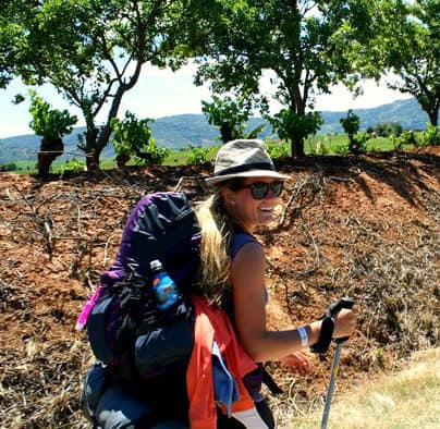Billings film showing documents pilgrimages on Camino de Santiago