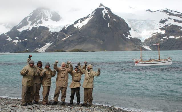 "Billings Farm presents ""Chasing Shackleton"" for three showings"