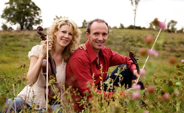 """""""Visions from Cape Breton"""" brings MacMaster/Leahy duo back to Chandler Music Hall"""