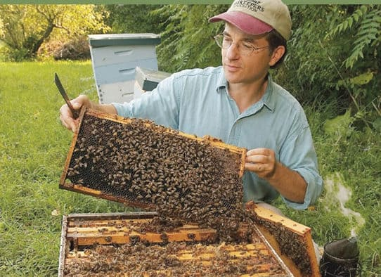 Ross Conrad presents organic beekeeping workshop in Chester