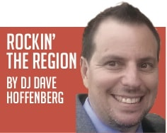 Rockin' The Region with Dave Hoffenberg