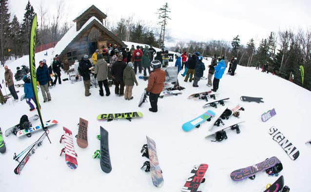 Killington Resort thaws out with 2015 Nor'Beaster