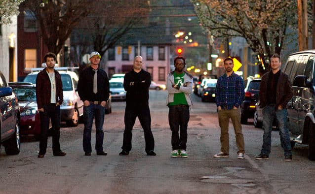 Chop Shop brings jazz and funk to Barnard winter music carnival