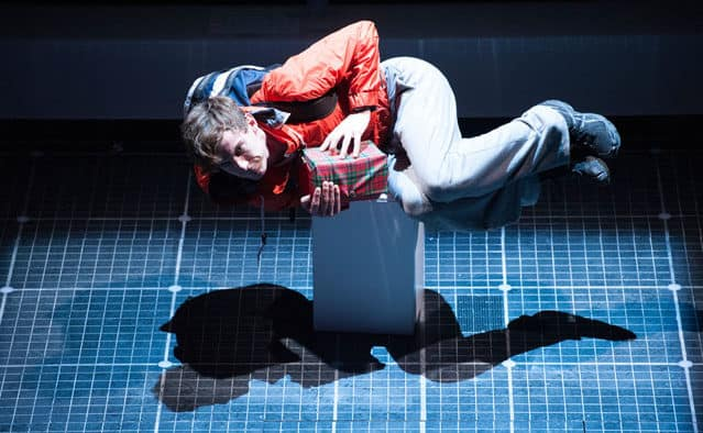 "Broadway's ""Curious Incident"" screens Live in HD at Paramount"