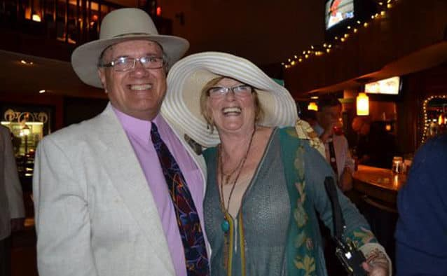 Kentucky Derby Gala offers lively evening of racing, prizes, entertainment and large showy hats!