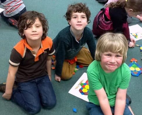 Preschoolers get a taste of Kindergarten