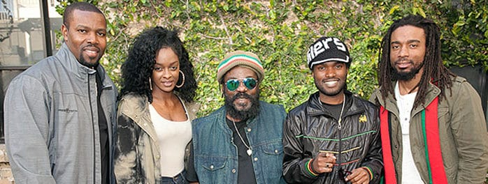 Rockin' the Region with the Wailers