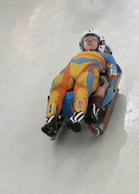 Gracie Weinberg earns second at Junior Luge Nationals