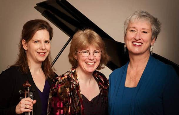 Chamber music with Arioso performed at Brandon Music