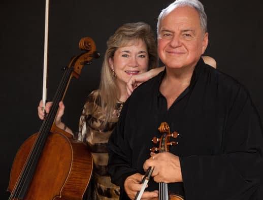 Laredo/Robinson Duo makes debut at Chandler Music Hall