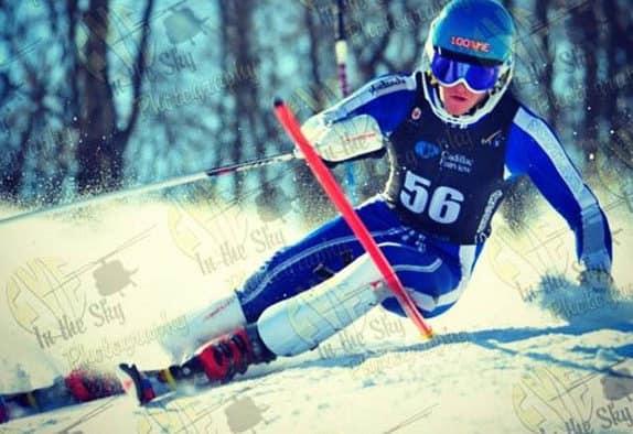 Graeme Price named to British National Alpine Team