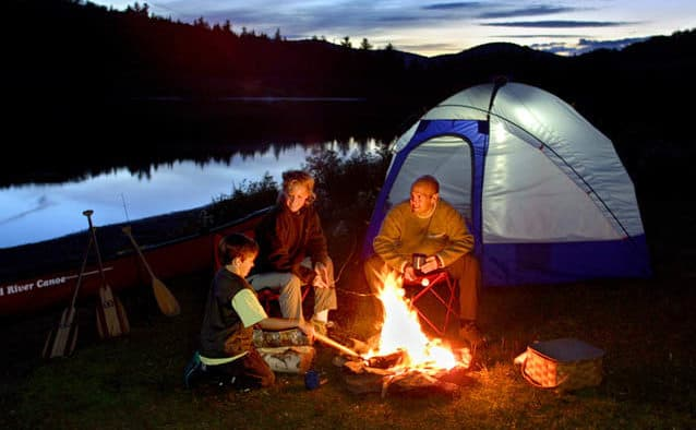 Breathe it in! Vermont State Parks Open for the Season