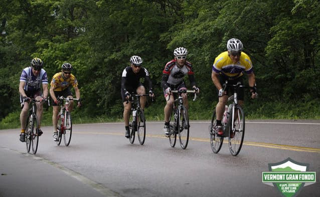 Gearing up for second Gran Fondo