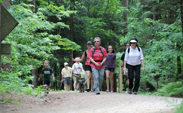 """""""Trek to Taste on the Trails of Woodstock"""" celebrates National Trails Day with farm fresh food, fitness and fun"""