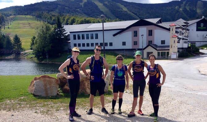 Killington Boot Camp Race to The Peak