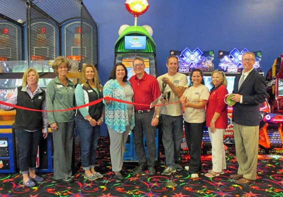 Otter Creek Fun Center opens in Danby