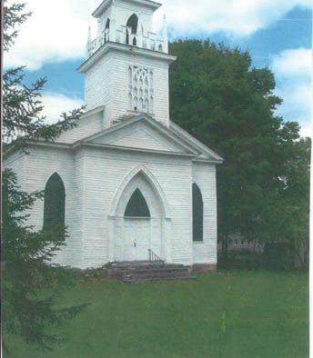 Reopened historic St. John's Episcopal Church to host Welsh service July 25