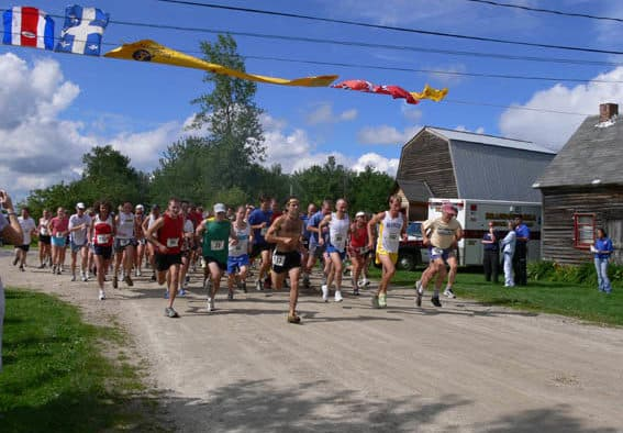 "Goshen Gallop XXXVII –— It's been called the ""Toughest 10K in New England"""
