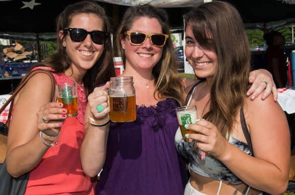 Hops in the Hills Beer & Wine Festivalreturns to Okemo