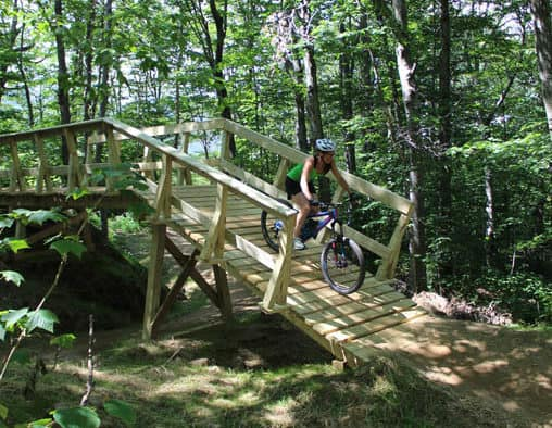 New bike park attracks beginner riders