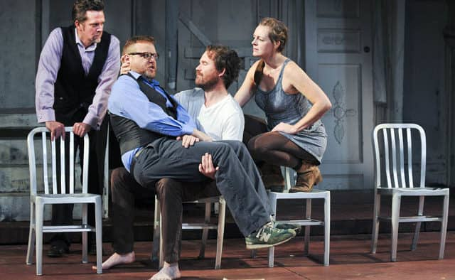 Local audience to share stage with cutting edge Off-Broadway NYC troupe