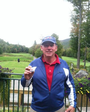 Ray Rice makes hole-in-one at GMNGC