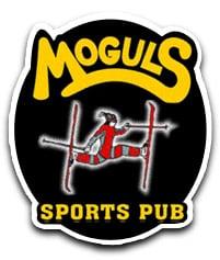 Moguls Sports Pub Logo