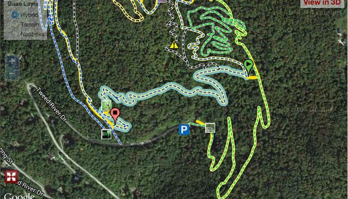 Trail of the week: War Man