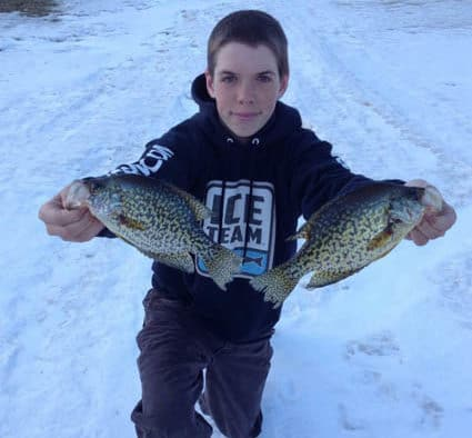 Local family seeks sponsorship to compete in Minnesota Ice Fishing Championship