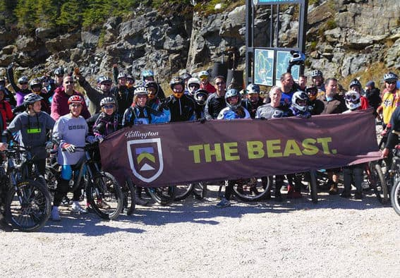 Killington (Up &) Down Hill Roll celebrates all cycling styles with relay event