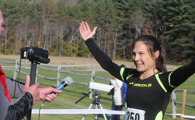 """Local woman bests Spartan Elite to win """"The Fittest Bride"""""""