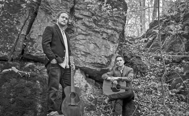Experience chilling, kindred folk-pop with the DuPont Brothers