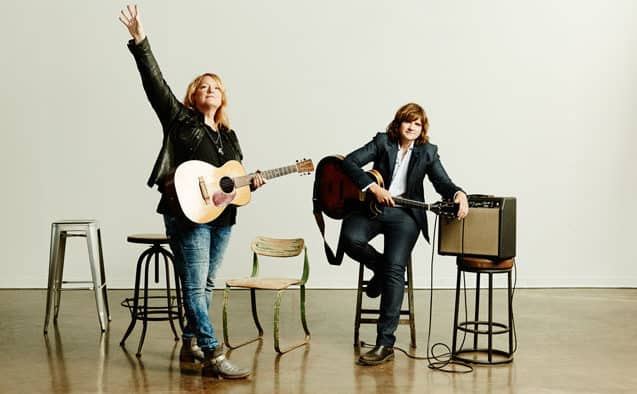 Indigo Girls to play the Paramount, Nov. 11