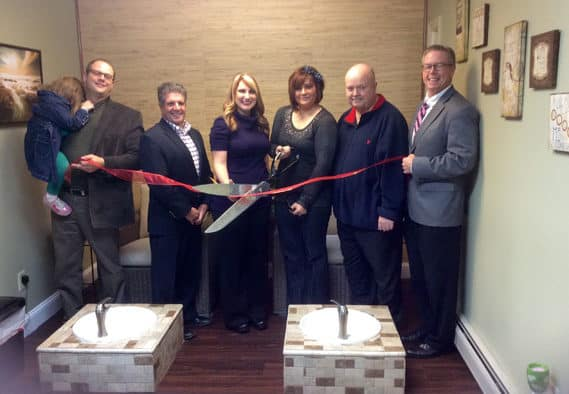 Prime Salon & Day Spa officially opens on Woodstock Ave.