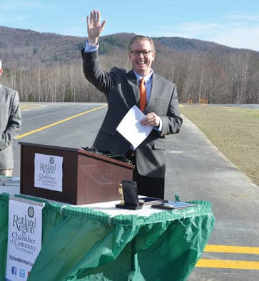 Rutland Airport sees $16.5 million investment