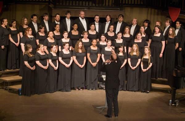 GMC presents annual Christmas concert