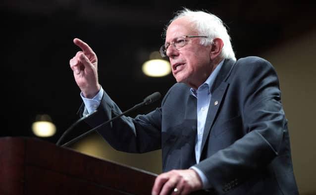 Sanders takes big lead in N.H. in latest poll
