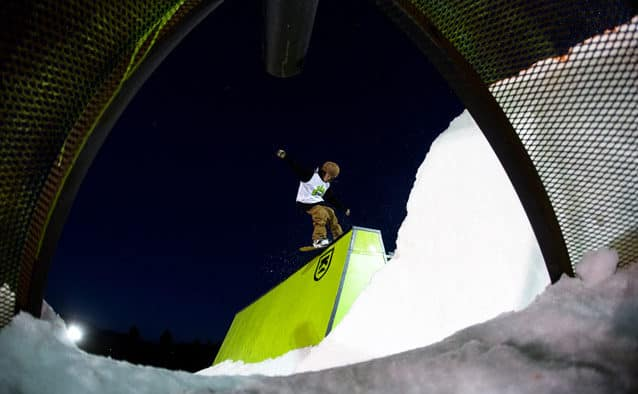 Skiers and riders showcase new tricks and styles at R2R