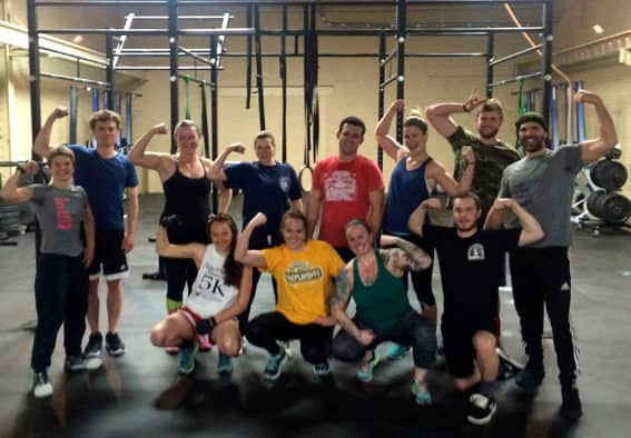 "First CrossFit Gym to ""HIIT"" Rutland County, now open"