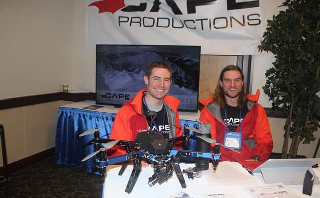 Drone policies at ski areas feature bans and limit authorizations