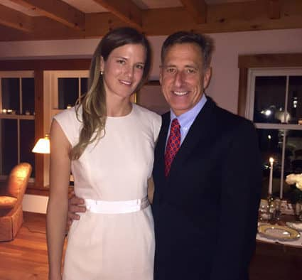 "Gov. Peter Shumlin ""happy and hitched"""