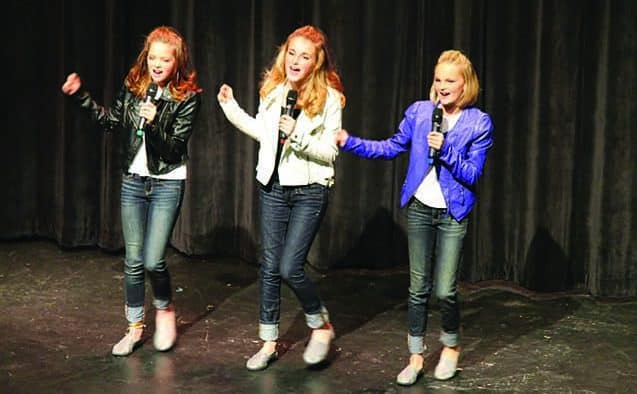 Chandler holds auditions for upcoming youth variety show