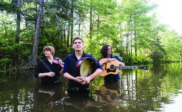 Ten Strings and a Goat Skin perform traditional music at Chandler Music Hall